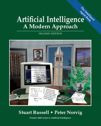 9780130803023: Artificial Intelligence: A Modern Approach. The Intelligent Agent Book