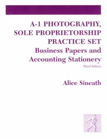 9780130803108: A-1 Photography Practice Set - Manual Version (3rd Edition)