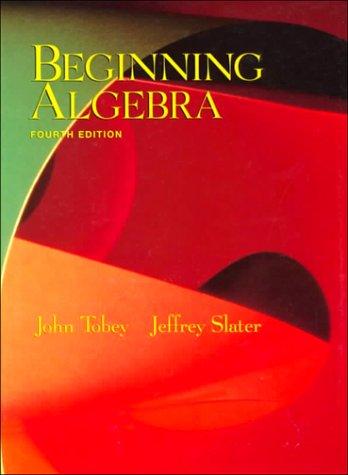 9780130803771: Beginning Algebra