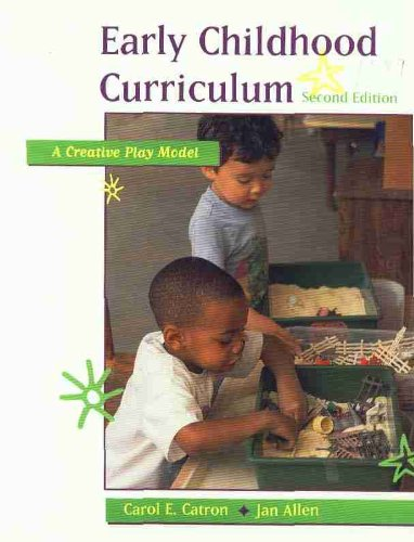 9780130804068: Early Childhood Curriculum