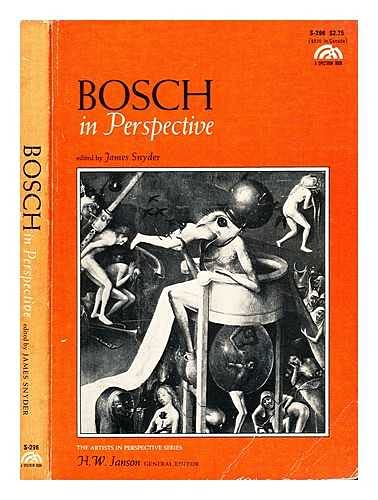 9780130804082: Bosch in Perspective