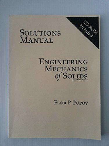 9780130804310: Sm Engineering Mechanics Solid