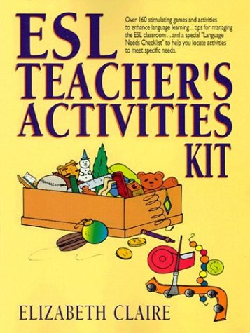 9780130804785: Esl Teacher's Activities Kit