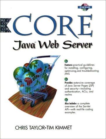 9780130805591: Core Java Web Server