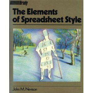 9780130805652: The Elements of Spreadsheet Style: How to Build a Model You Can Use