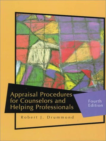9780130805904: Appraisal Procedures for Counselors and Helping Professionals (4th Edition)