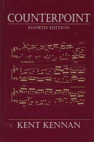 9780130807465: Counterpoint: Based on Eighteenth-Century Practice