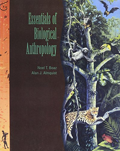 9780130807939: Essentials of Biological Anthropology