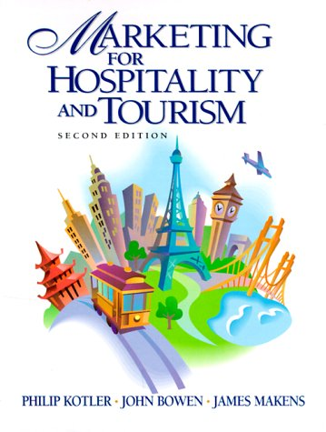 9780130807953: Marketing for Hospitality and Tourism (2nd Edition)