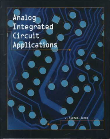 9780130809094: Analog Integrated Circuits Applications