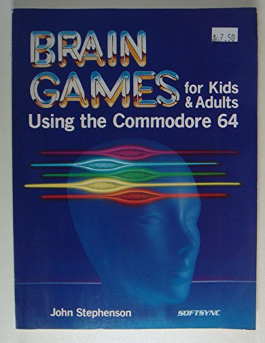 9780130809384: Brain Games Kids Adlts Comm