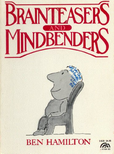 9780130809452: Brainteasers and Mindbenders