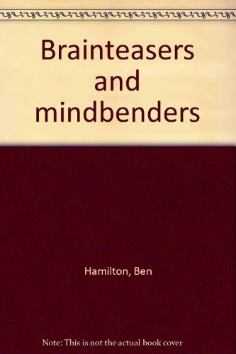 9780130809520: Brainteasers and mindbenders