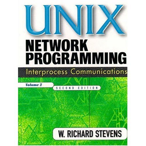 9780130810816: UNIX Network Programming, Volume 2: Interprocess Communications, Second Edition