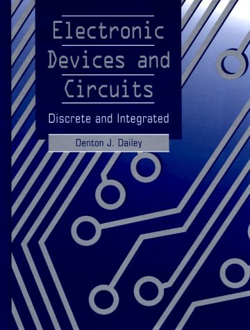 9780130811103: Electronic Devices and Circuits: Discrete and Integrated