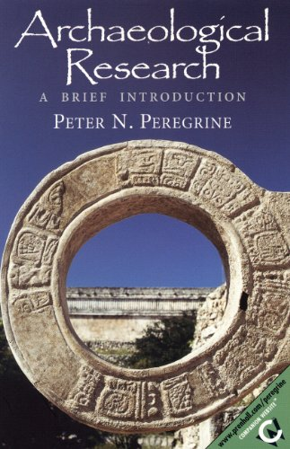9780130811271: Archaeological Research: A Brief Introduction