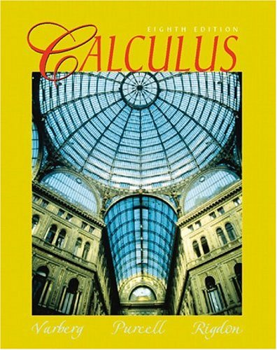 9780130811370: Calculus, 8th Edition