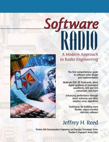 9780130811585: Software Radio: A Modern Approach to Radio Engineering