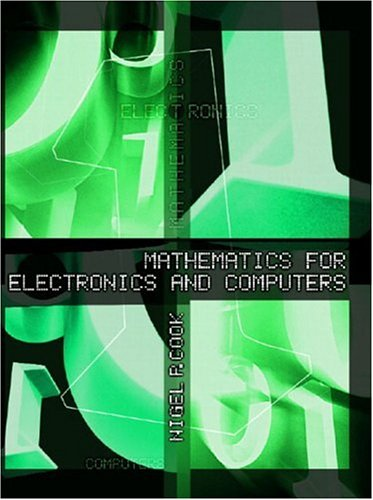 9780130811622: Mathematics for Electronics and Computers