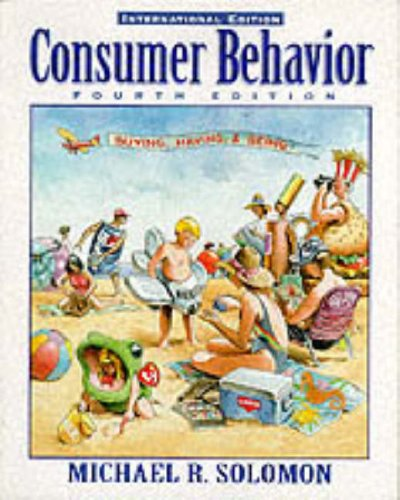9780130812551: Consumer Behavior (Prentice Hall international editions)