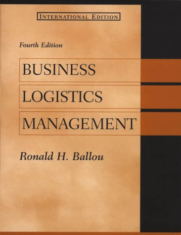 9780130812629: Business Logistics Management: International Edition
