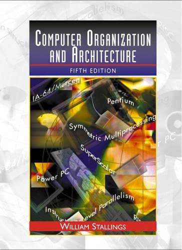 9780130812940: Computer Organization and Architecture: Designing for Performance (5th Edition)