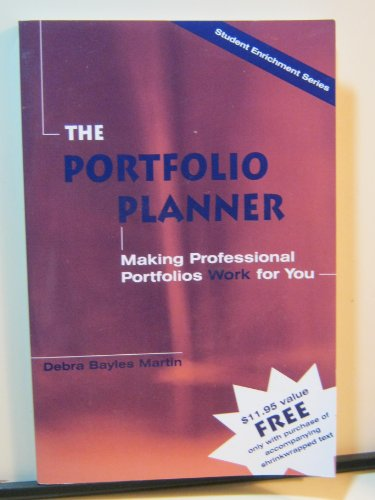 9780130813145: The Portfolio Planner: Making Professional Portfolios Work for You (Prentice Hall International Series in the Physical and Chemi)