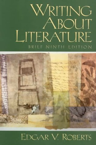 9780130814296: Writing About Literature (Brief 9th Edition)