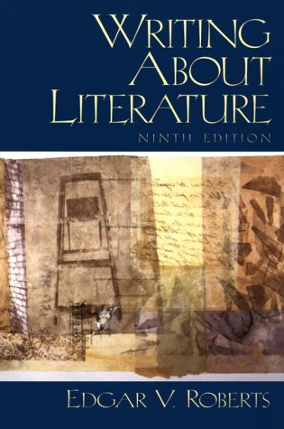 9780130814302: Writing About Literature