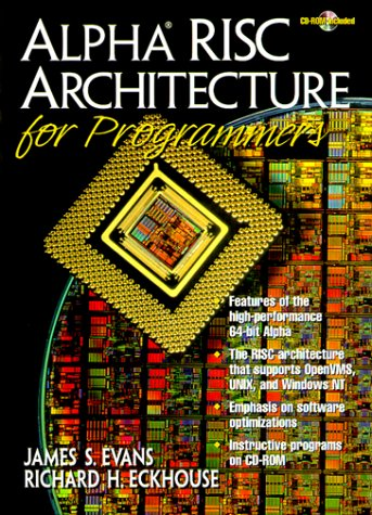 9780130814388: Alpha Risc Architecture for Programmers