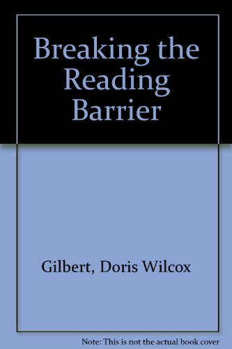 9780130814715: Breaking the Reading Barrier