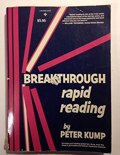 9780130815545: Breakthrough Rapid Reading