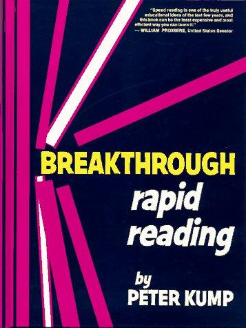 9780130815620: Breakthrough Rapid Reading
