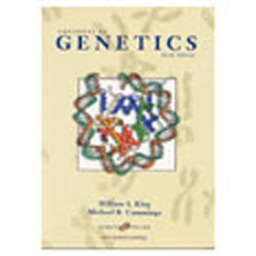 9780130816269: Concepts of Genetics
