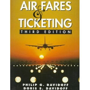 9780130818102: Air Fares and Ticketing, Canadian Edition