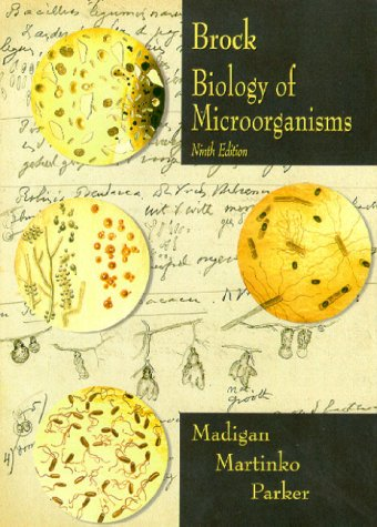 9780130819222: Brock's Biology of Microorganisms (Biology of Microorganisms, 9th ed)