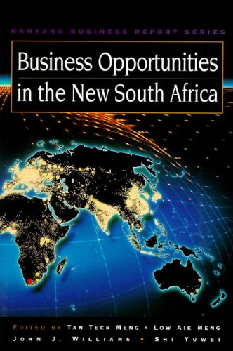 Business Opportunities in the New South Africa (Nanyang Business Report)