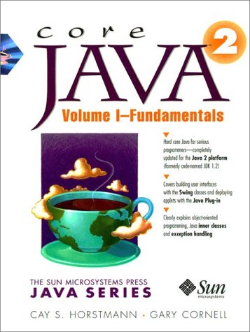 9780130819338: Core Java 1.2: Fundamentals v. 1 (Java Series (Sun Microsystems Pr))