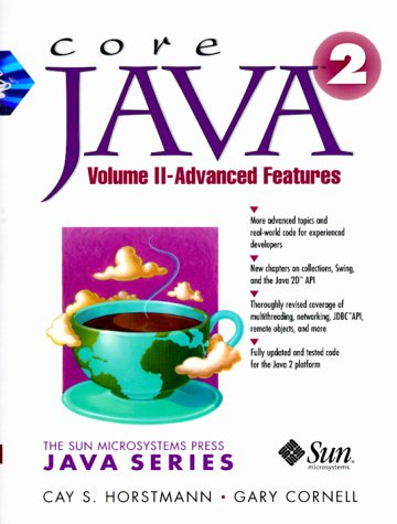 9780130819345: Core Java 2 , Volume 2: Advanced Features (4th Edition)