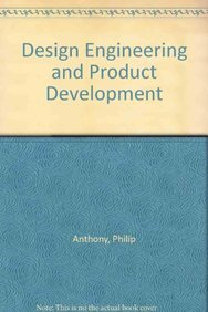 9780130823083: Design Engineering and Product Development