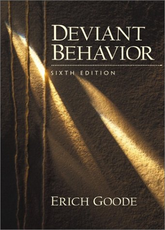 9780130825780: Deviant Behavior (6th Edition)