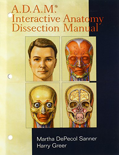 A.D.A.M. Interactive Laboratory Dissection Guide: Sanner, Martha DePecol;