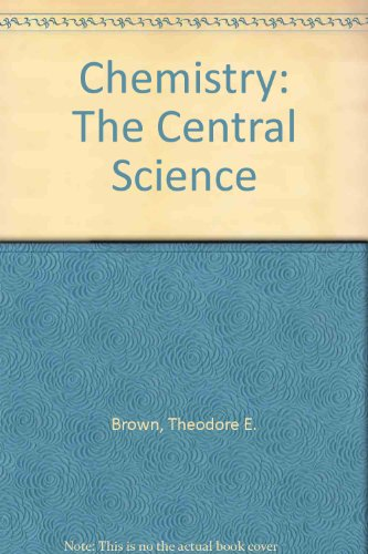 9780130826480: Chemistry: The Central Science