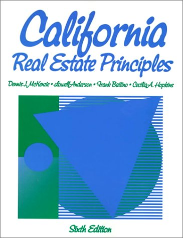 9780130826619: California Real Estate Principles