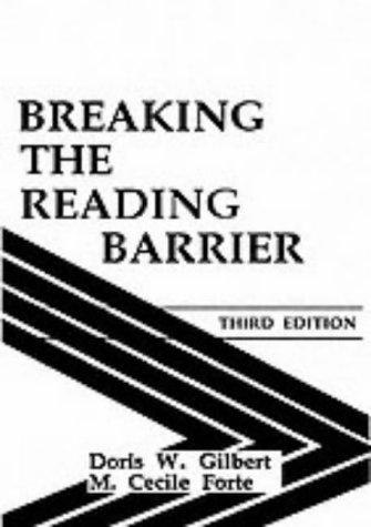 9780130827364: Breaking the Reading Barrier (3rd Edition)