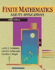 Finite Mathematics and Its Applications: Larry J. Goldstein,