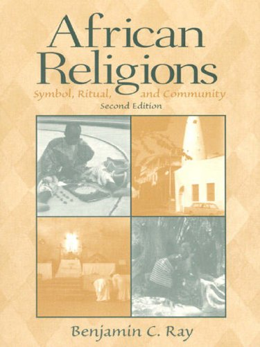 9780130828422: African Religions: Symbol, Ritual, and Community (Prentice-Hall Studies in Religion)