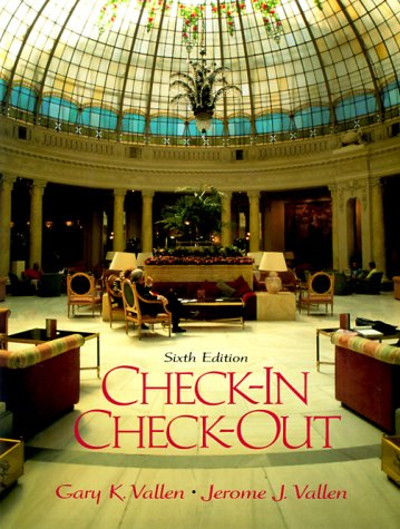 9780130829160: Check-In Check-Out (6th Edition)