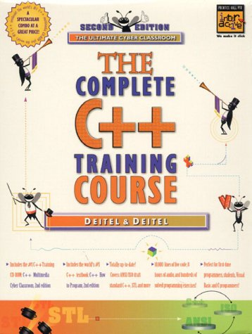 9780130829252: Complete C++ Training Course: Student Edtion