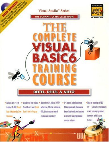 9780130829290: The Complete Visual Basic 6 Training Course